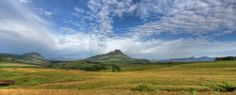 A fly-fishing paradise and hikers' mecca, the Underberg region is a popular holiday destination in the southern Drakensberg Mountains.