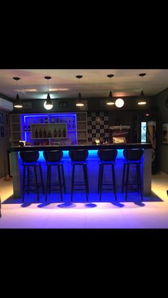 Man Cave Ideas and a Guide to a Successful Design - Man Cave Home Bar Man Cave Room, Man Cave Home Bar, Home Bar Sets, Bars For Home, Bar Counter Design, Nightclub Design, Game Room Bar, Night Bar, Home Bar Designs