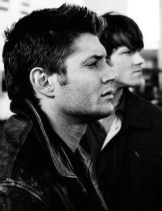 Sam and Dean #Supernatural #bnw