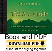 A.T. Guide 2015 Northbound Book and PDF