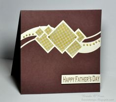 F4A275, Contemporary Father's Day by Benzi - Cards and Paper Crafts at Splitcoaststampers