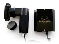 """The Erchonia Medical Percussor device is a hand-held mechanical adjustment device that is supplied complete - with NO ASSEMBLY REQUIRED. It is a portable, self-contained unit, designed for ease of use with a unique """"Galvanic Wave"""" action head that provides comfort to the patient receiving percussion as well as more control to the Doctor providing the treatment."""