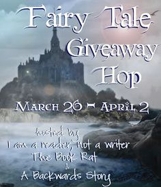 Dark Fantasy Author Red Tash • Fairy Tale Giveaway Hop