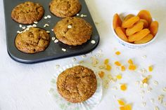 Apricot and Oats Muffins - Live Learn Inspire