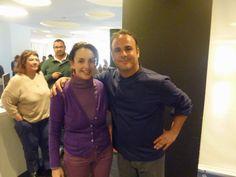 MasterClass con Angel León. http://www.lospostresdeelena.com/2014/02/masterclass-con-angel-leon.html