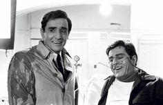 Nous nous sommes tant aimés (E. Scola). Vittorio Gassman, Nino Manfredi.
