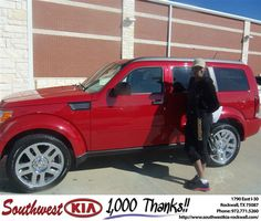 https://flic.kr/p/xVxKb2 | #HappyBirthday to KISHA from Kathy PARKS at Southwest KIA Rockwall! | deliverymaxx.com/DealerReviews.aspx?DealerCode=TYEE