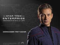 Trip Tucker - Star Trek Enterprise