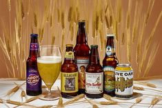 Motley Brew: A Guide to the Various Styles of Wheat Beer
