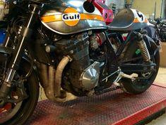 Suzuki 1200 Inazuma Cafe racer