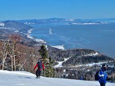 Quebec City, Mountains, Nature, Travel, Naturaleza, Viajes, Traveling, Natural, Tourism