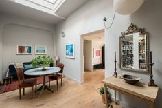 Occupying a fantastic position at the top of this Victorian school conversion, this beautiful two-bedroom apartment has been completely redesigned by interior and furniture designer Cassandra Ellis. Made up of just 35 apartments, The Village is an outstanding gated development with pretty courtyard and gardens. The apartments have been exceptionally popular with those in the […]