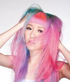 Learn more about #hair and #pastel #haircolor at http://emersonsalon.com/2015/04/pros-and-cons-of-pastel-hair.html