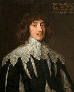 William Villiers, Anthony van Dyck (1599–1641)