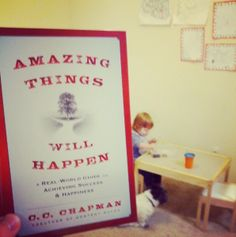 Amazing Things Will Happen book review