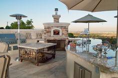 PARASOL chauffant – Profitez de la terrasse toute l'année