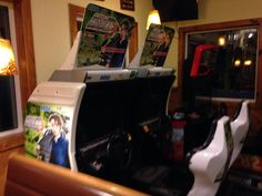 Found this arcade game at a local pizza restaurant
