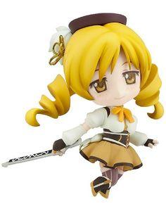 Mami Tomoe Nendoroid Puella Magi Madoka Magica FigureThe active Puella Magi who made a contract with Kyubey.From the popular anime 'Puella Magi Madoka Magica' comes