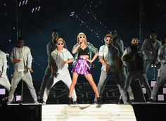 Taylor Swift Performs at 'The 1989 World Tour Live' at Gillette Stadium in Foxboro, Massachusetts | July 25, 2015.