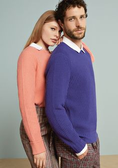 efficiency, and productivity are important. So are and Specializing in in the segment Cashmere stands for and articles as well as for a strong sense of with respect to correct conditions Coral Sweater, Men Sweater, Fashion Couple, Productivity, Knits, Respect, Cashmere, Autumn Fashion, Articles