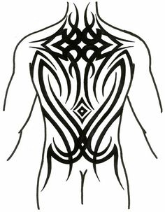 Elefante Tribal, Tribal Tattoos, Printables, Image, Print Templates