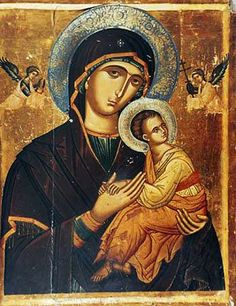 """Képtalálat a következőre: """"ortodox ikonok"""" Religious Icons, Religious Art, Holy Mary, Blessed Virgin Mary, Orthodox Icons, Mother And Child, Madonna, Christianity, Medieval"""