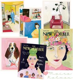 maira kalman artwork