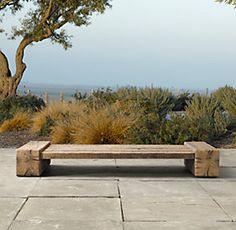 Merveilleux Aspen Collection | Restoration Hardware $620. Modern Wood FurnitureOutdoor  ...