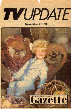 Ewok movies.