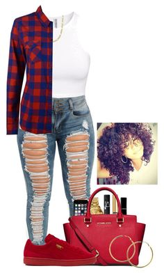 A fashion look from November 2015 featuring Levi's tops, H&M tops and Puma sneakers. Browse and shop related looks. Swag Outfits For Girls, Teenage Outfits, Cute Swag Outfits, Teen Fashion Outfits, Dope Outfits, Look Fashion, Trendy Outfits, Fall Outfits, School Outfits