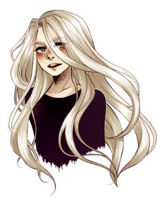 Born to make History Girls Characters, Female Characters, Anime Characters, Anime Long Hair, Anime Hair, Character Inspiration, Character Art, Character Design, Long Hair Drawing