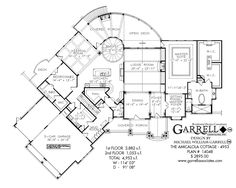 Achasta House Plan House Plans by Garrell Associates Inc Dream