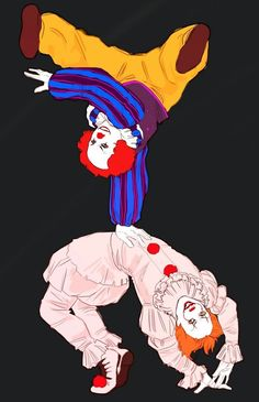 Clown Names, Le Clown, Pennywise The Dancing Clown, Funny Horror, Horror Monsters, Best Horror Movies, Evil Clowns, Best Horrors, Drawing Base