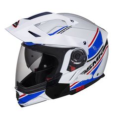 The Twister model stands out in the 2016 SMK collection. A latest-generation full-face helmet, it responds to the most demanding requisites in terms of performance, comfort and safety. Lightness, the aerodynamic form of the shell and extreme comfort characterise this SMK helmet, which is a leader in its category. The external shell is moulded in EIRT (Energy Impact Resistant Thermoplastic), a thermoplastic resin that is particularly resistant to impact, and has an aerodynamic shape that offer... Full Face Helmets, Latest Generation, Evo, Safety, Resin, Shell, Model, Collection, Security Guard
