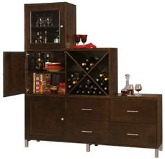 Found it at Wayfair - Ty Pennington Zoe Personal Storage Cabinet Wine Storage Cabinets, Storage Drawers, Tall Cabinet Storage, Wine Furniture, Dining Room Furniture, Furniture Design, Home Bar Cabinet, Liquor Cabinet, Home Bars For Sale