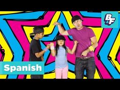 ▶ Spanish greetings, feelings, and locations with BASHO & FRIENDS - [Viewer's Choice] - YouTube