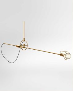 Luminária de Jader Almeida, da La Lampe