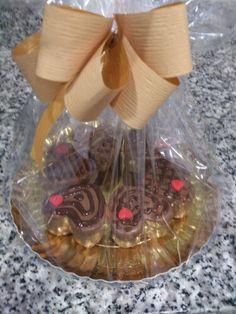 Pastelitos corazón, San Valentín https://m.facebook.com/lestartinesdesandra