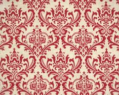 Madison Lipstick / Linen | Online Discount Drapery Fabrics and Upholstery Fabric Superstore!