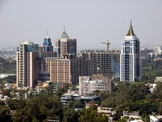 My Pretty India: Bangalore - The Airconditioned City of India