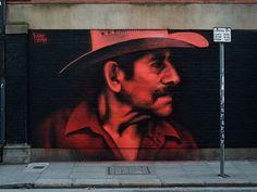 El Mac: Street Art Latino stijl