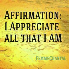 #FemmeChantal #Quote #Appreciation #Love #SelfLove #SelfWorth #Present #Acceptance #TrueSelf #Affirmation #LOA #Shine #Create #FromWithin #LoveYourSelf #ConsciousAwareness #Grateful #AttitudeOfGratitude #Vibration #Energy #Intention  #Writer #Writing #Editor #Translator #QuoteMaker #Creator #Communication #Connected