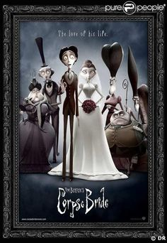 Corpse Bride. ❣Julianne McPeters❣ no pin limits