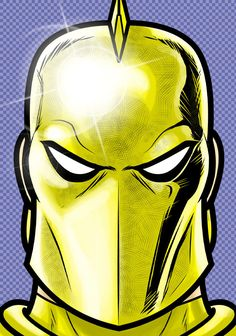Dr Fate by Thuddleston on deviantART