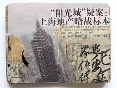 Chinese Moleskine 21 by Juan Rayos, via Flickr