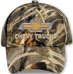Chevrolet Trucks Outdoor Cap