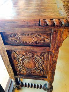 Detail On The Side Of A Piece Jason Scott Furniture Tucson Interior Hunter
