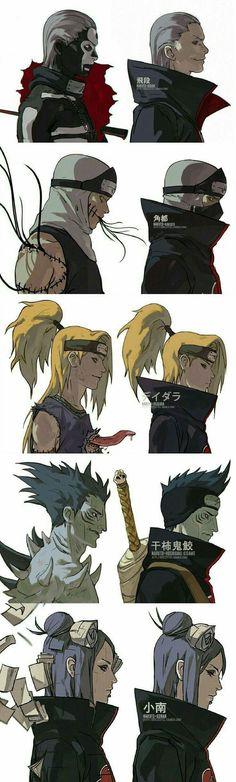 Naruto Shippuden Sasuke, Naruto Kakashi, Anime Naruto, Naruto Comic, Naruto Shippudden, M Anime, Naruto Fan Art, Anime Akatsuki, Wallpaper Naruto Shippuden