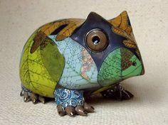 he porcelain art of Anya Stasenko and Slava Leontiev