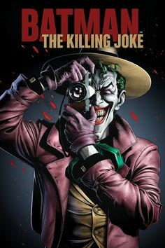 Una noche lluviosa Batman llega al Asilo Arkham para hablar con Joker. Pero cuando llega a su celda, se da cuenta de que el que está ahí es un impostor, y que el real ha escapado y anda suelto por Gotham. Adaptación animada del cómic homónimo, uno de los más laureados de la historia del medio....
